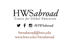 Center for Global Education - Hobart and William Smith Colleges